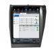 Андройд магнитола в стиле Тесла для Lexus ES 2006-2012