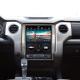Андроид магнитола в стиле Тесла для Toyota Tundra 2014-2018
