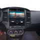 Андроид магнитола в стиле Тесла для Mitsubishi Lancer X