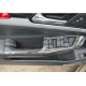 Карбоновые накладки на внутренние ручки дверей для Фольксваген Jetta 6