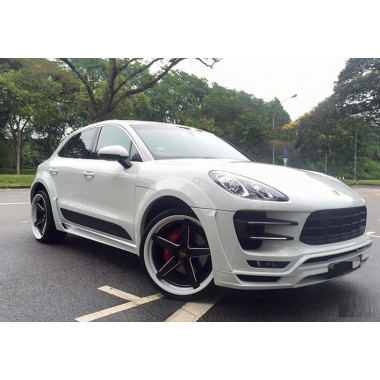 Обвес HAMANN для Porsche Macan Turbo