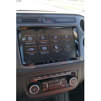 Штатная магнитола MIB 885 с 4G на Android для Volkswagen