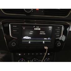 Штатная магнитола с CarPlay для Шкода Superb
