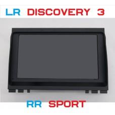 Штатная Андроид магнитола для Land Rover Discovery 3 (2004-2009), Range Rover SPORT (2005-2009)