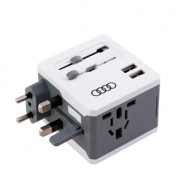 Многофункциональная зарядка-адаптер для путешествий