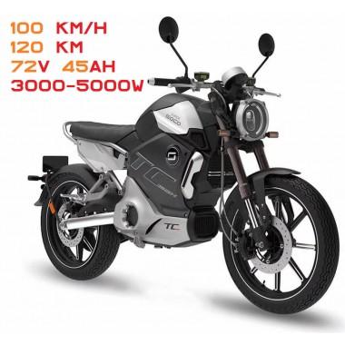 Электромотоцикл Super Soco TC MAX