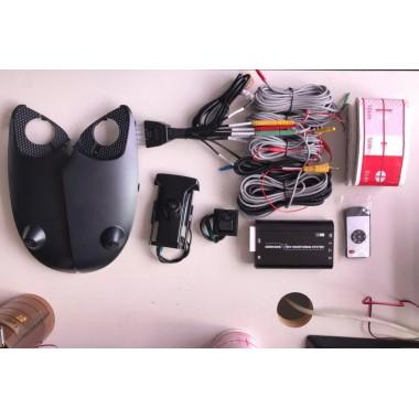 Комплект панорамных 3D камер для Toyota Land Cruiser Prado
