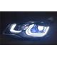 Передняя LED оптика для Фольксваген Туарег 2011-2015