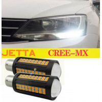 LED лампы для режима ходовых огней для Фольксваген Jetta / Sharan / Scirocco