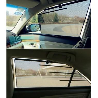 Автоматические выдвижные солнцезащитные шторки для Audi