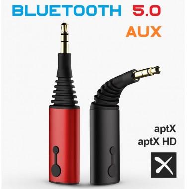 Блютуз 5 адаптер с Aptx HD для АУКС