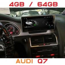 Штатная Андроид 4G магнитола для Ауди Q7