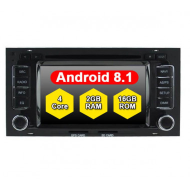 Android магнитола K5769 для Volkswagen Touareg, Multivan, Caravelle, T5