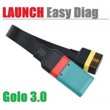 Мультимарочный  диагностический сканнер Launch Golo 3 Easy Diag