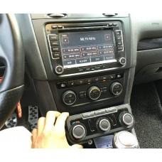 Штатный комплект климат контроля вместо кондиционера для Volkswagen, Skoda