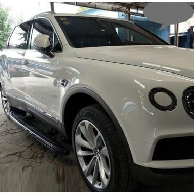 Выдвижные пороги для Bentley Bentayga