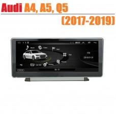Андроид магнитола для Audi A4, A5, Q5