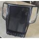 Андроид магнитола в стиле Тесла для Infiniti G37