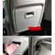 Штатный откидной столик для Audi A3, A4, A6, A7, Q3, Q5, Q7