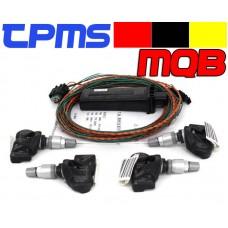 Система контроля давления в шинах TPMS для MQB
