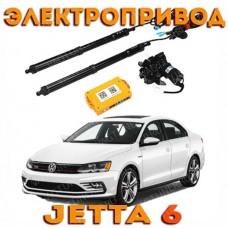 Электропривод багажника для Джетта 6