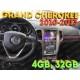Андроид магнитола 13,3 дюйма в стиле Тесла для Jeep Grand Cherokee 2010-2013