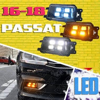 LED противотуманные фары для Volkswagen Passat USA 2016-2018