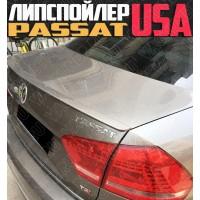 Липспойлер для Volkswagen Passat USA
