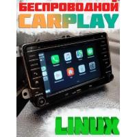 Штатная Linux магнитола с беспроводным CarPlay