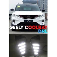 Штатные ходовые огни для Geely Coolray