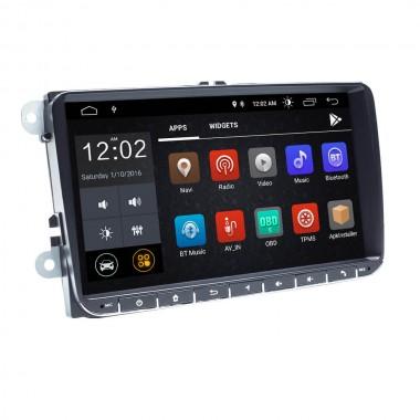 Доступная Андроид магнитола для Volkswagen, Skoda