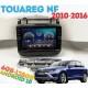 Андроид магнитола для Volkswagen Touareg 2010-2017