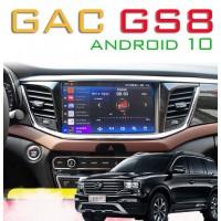 Андроид магнитола для GAC GS8