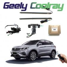 Электропривод багажника для Geely Coolray