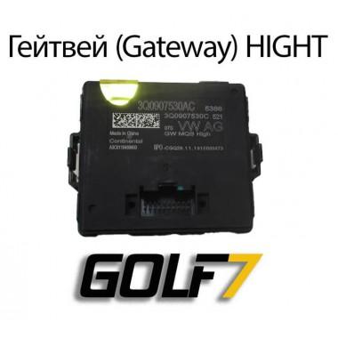 Максимальный шлюз бортовой сети (Гейтвей) для Golf7, Passat, Tiguan