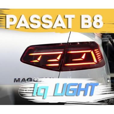 Задняя LED оптика IQ Light для Passat B8
