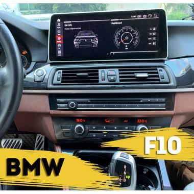 Андроид магнитола для BMW F10/F11